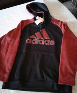 🌺SALE🌺 NWT Men's Adidas Climawarm Pullover Hoodie